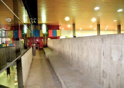 Firminy La piscine - Le Corbusier