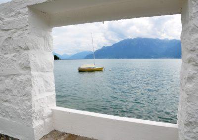 La Villa Le Lac 1 - Corseaux CH - Le Corbusier