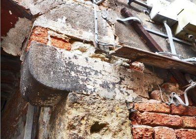 Venise Ghetto - La porte disparue 01.2018