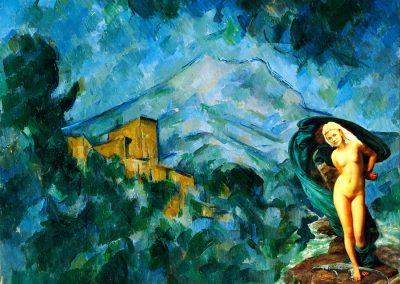 coll-1341 D'apr. Cezanne et avec Ma* D. 10-12.2016