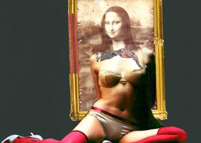 coll-1534 Mona Lisa 2018 02.2018