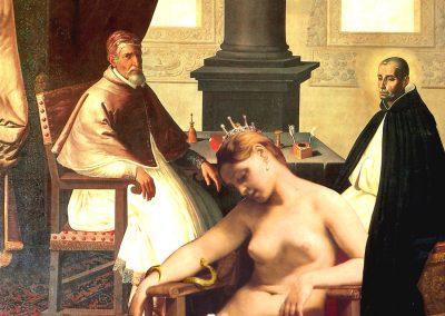 coll-1612 La mort de Cléopâtre I 04.2018