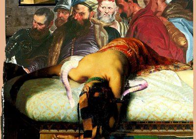 coll-1689 La mort de Cléopâtre III 06-09.2018